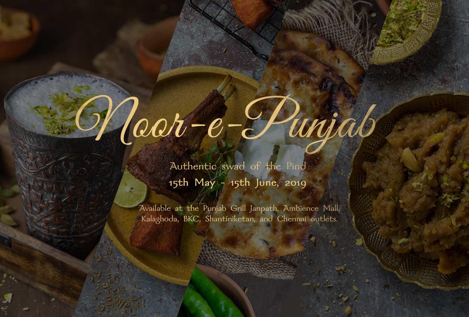 Punjab Grill New Menu